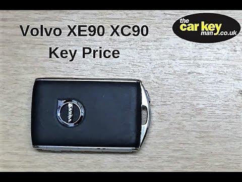 Volvo Key Fob Price XE90 XC90 Expensive Car Keys!