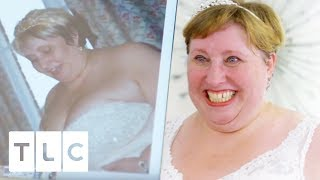 Third Time Lucky For This Bride-To-Be | Curvy Brides
