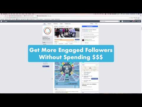 Add Engaged Followers to Your Facebook Page for Free From Top Posts