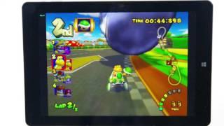 Dolphin Wii Gamecube Emulator: Atom x5-z8350