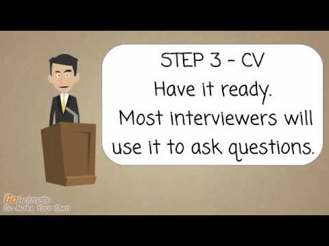 Interview Skills - Telephone Interviews - common sense tips to help you succeed.