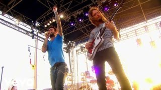 Maroon 5 - Never Gonna Leave This Bed (VEVO Carnival Cruise)