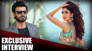 "Mahira Khan: ""I'll Be Working With Fawad Khan…"""