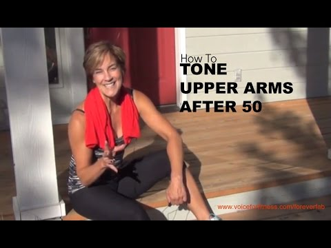 The After 50 Arm Toning Boost