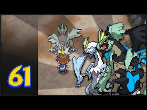 Pokémon Black 2 & White 2 Gameplay Walkthrough - Catching Kyurem & Obtaining The DNA Splicers!