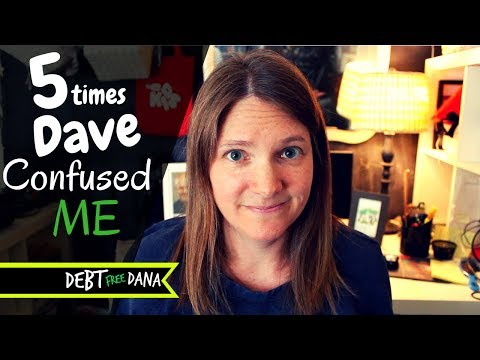 Is Dave Ramsey's Advice Inconsistent?