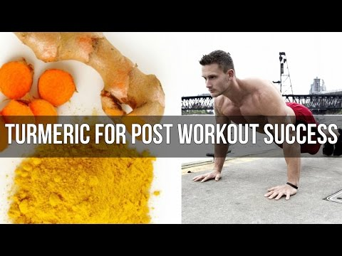 Turmeric Post Workout | Reduce Soreness and Control Inflammation: Thomas DeLauer