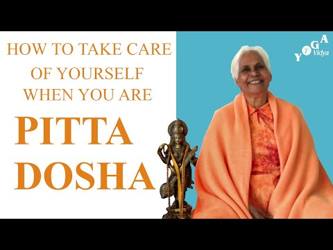 How to Take Care of Yourself When You Are Pitta Dosha