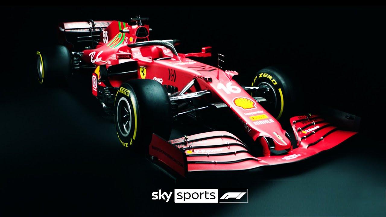 REVEALED! Ferrari unveil SF21 F1 car for the 2021 Season 🏎️