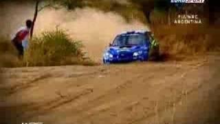 WRC Rally Argentina 2007 - Highlights