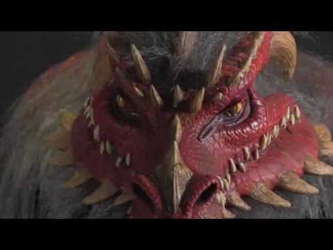 Ember the Red Dragon