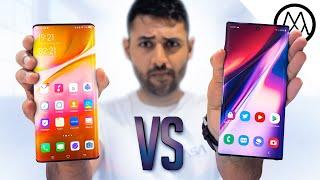 Vivo NEX 3 vs Samsung Galaxy Note 10 Plus