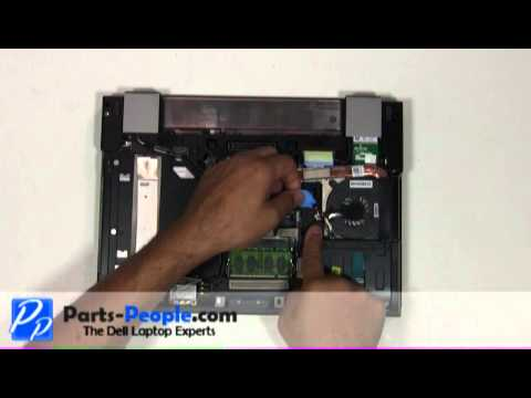Dell Latitude E6400 | CMOS Battery Module Replacement | How-To-Tutorial