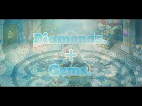 How to get Gems + Diamonds FAST. (Animal Jam)