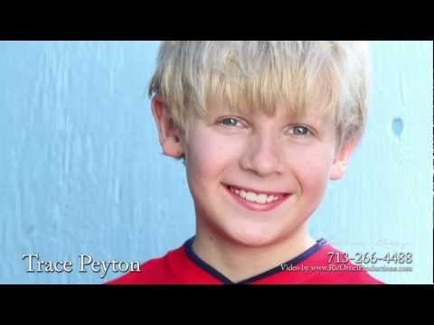 Trace Peyton is represented by Texas Top Talent Agency