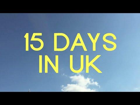 15 DAYS IN UK / LONDON'S CALLING