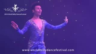 2016 World Belly Dance Festival - Special Guest Performer Guan Shengsong (cn)