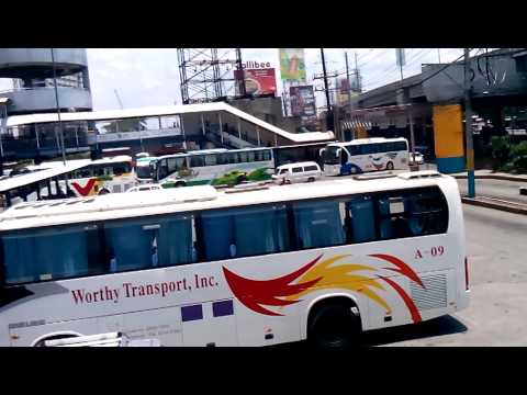 Alabang bus terminal, Muntinlupa City
