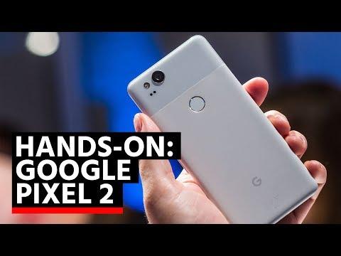 Hands-on: Google Pixel 2