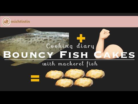 Handmade Pure Mackerel Fish Cakes & Fish Balls from SCRATCH