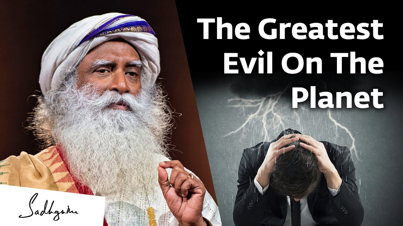 What is the Greatest Evil on this Planet?