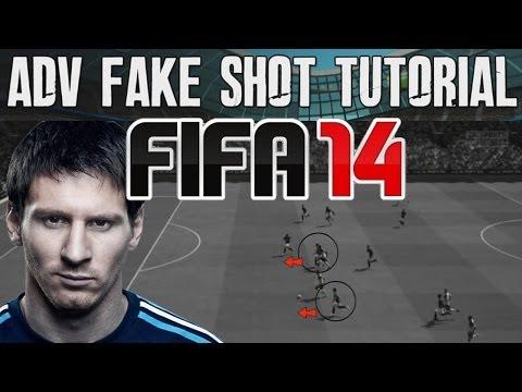 FIFA 14 Tutorials & Tips   Advanced Fake Shot Combos   Best FIFA Guide (FUT & H2H) - Skill Moves