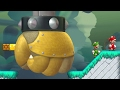 New Super Mario Bros. Series - All Airship Levels (2 Player)