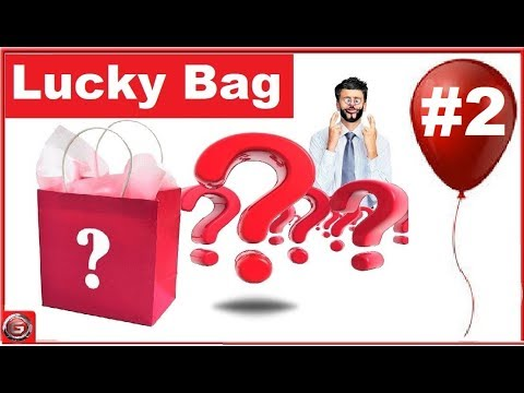 Lucky Bag Unboxing -  Gearbest Microphone Review