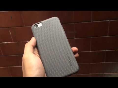 SPIGEN Capsule iPhone 6 Case Review  Indonesia