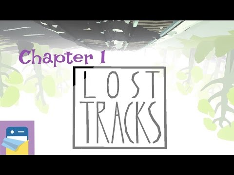 Lost Tracks: Walkthrough Chapter 1 & iOS iPad Air 2 Gameplay