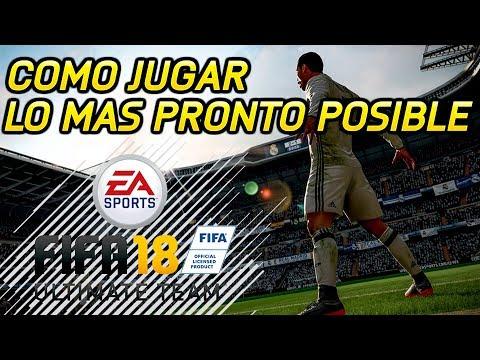 COMO JUGAR FIFA 18 LO ANTES POSIBLE | CONFIGURACION PARA LA WEB APP, EA ACCESS Y ORIGIN ACCESS