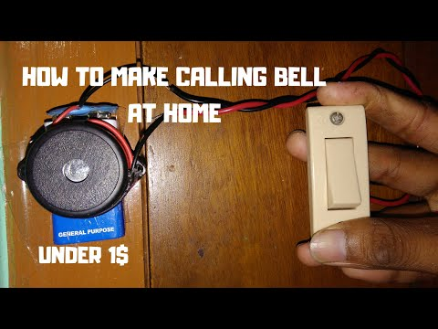How to make a Calling Bell
