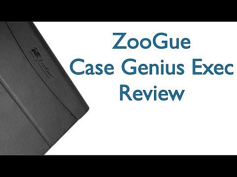 The Best iPad Case: ZooGue Genius Exec Case Review