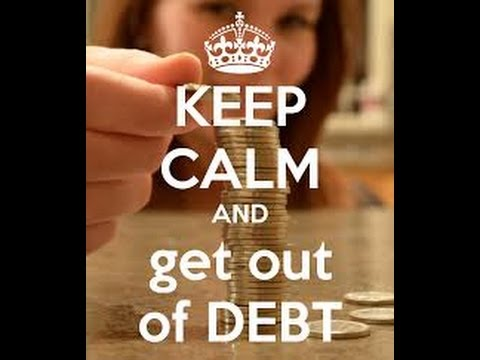 Get Out Of Debt Free Conditional acceptance 3 letters system