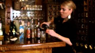 Shaundra from the Olde Bryan Inn shows you how to make this delicious Martini, just in time for the Easter Holiday!