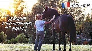 PrépaLamotte - UNE SEMAINE D'ENTRAINEMENT AVEC NOUS 💪