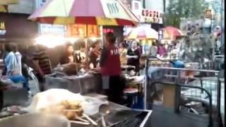 Download Nampo shopping district, Busan, South Korea Video