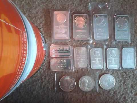 Do you know how much silver coins are worth (test)