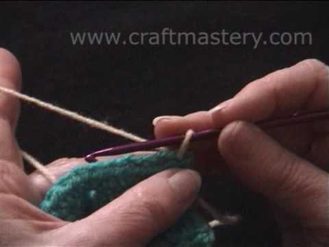 Crochet Double Treble Stitch