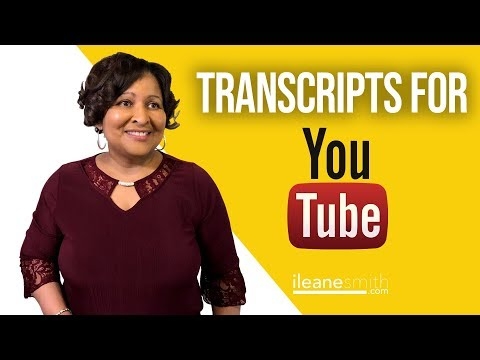 YouTube Transcripts Tutorial Media Mogul Moments