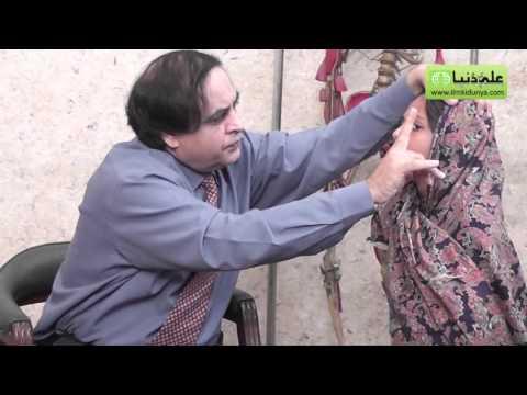 Dr. Khalid Jamil diagnoses Meningitis disease
