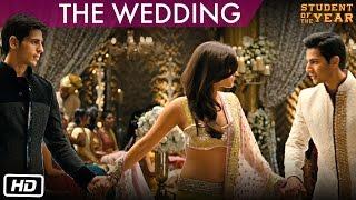 The Wedding - Student Of The Year - Sidharth Malhotra, Alia Bhatt & Varun Dhawan