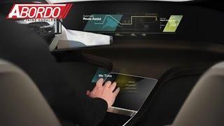 BMW muestra los detalles de los futuros interiores en sus vehículos en CES 2017