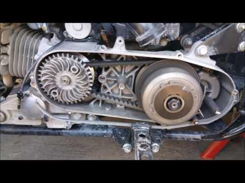 Suzuki LTZ 90 speed limiter removal process