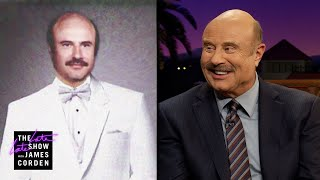 Dr. Phil's Wedding Look Is Almost Too Good To Be True