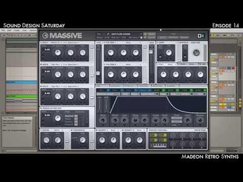Sound Design Saturday 14 -