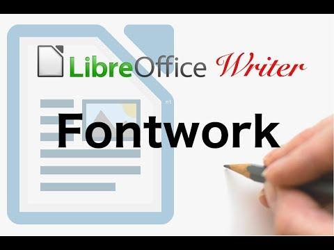 Fontwork (Parte 1) - Curso de LibreOffice Writer