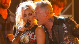 Download How the Lady Gaga, Metallica Duet Happened at the 2017 Grammy Awards | ABC News Video