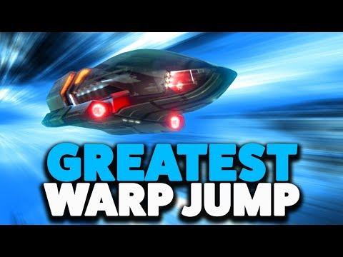 Most Accurate Warp Jump in Star Trek (Star Trek Discovery)
