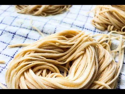 Easy To Make Homemade Pasta Dough[HINDI]